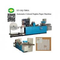 Buy cheap Automatic Napkin Paper Folding Machine from wholesalers
