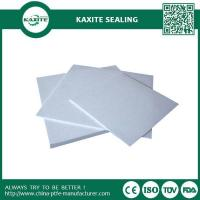 Quality Pure Non-sticking Teflon Ptfe Molded Sheet Anti-corrosion Lined Materials for sale