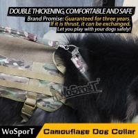 Quality Camouflage Dog Collar for sale