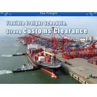 Quality Reliable Sea Freight China To Philippines for sale