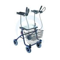 Quality IDO-653 Power Coated Rollator for sale