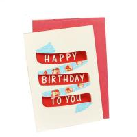 Quality Birthday Greeting Card for sale