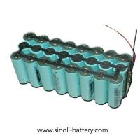 Buy cheap Lithium Battery 12 Volts Rechargeable 18650 Batterie/battery from wholesalers