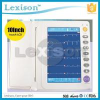 China CE and ISO Approved 12 channel ECG Machine, Touch Screen ECG Machine Price(ECG-R3312G ) on sale
