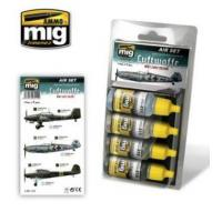 Buy cheap Luftwaffe WWII Early Colors Acrylic Paint Set AMMO of Mig Jimenez from wholesalers