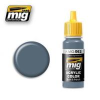 Buy cheap French Blue Ammo of Mig Jimenez from wholesalers