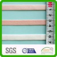 China good color fastness and definition silk screen print elastic binding tape on sale
