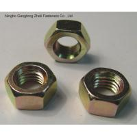 Quality DIN934 4.8 Grade Hexgon Head Nuts with Carbon Steel for sale