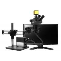 Buy cheap NZ Stereo Zoom Trinocular Microscope from wholesalers