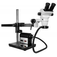 Buy cheap SSZ-II Stereo Zoom Binocular Microscope Systems from wholesalers