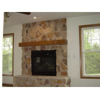 Quality outdoor marble fireplaces for sale