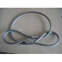 Quality Pressed Steel Wire Rope Sling for sale