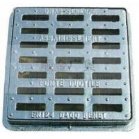 Quality cast iron grating trench drain cover for sale