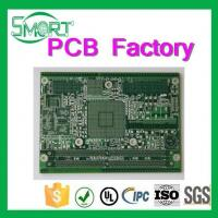 Buy cheap Mass Production Rigid Fr4 Double sided PCB from wholesalers