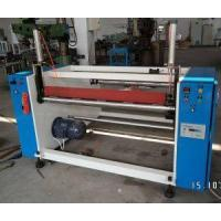 Buy cheap PVC table cloth rewinding machine from wholesalers