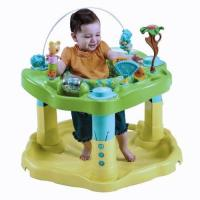 Quality All ExerSaucer Bounce & Learn Zoo Friends for sale