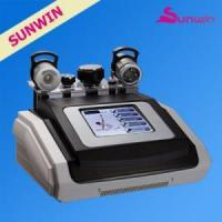 Quality Portable ultrasonic liposuction cavitation RF slimming beauty machine SW-132F for sale