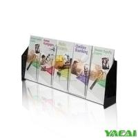 Quality point of sale acrylic counter display Model:YY0013 for sale