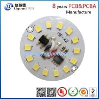 Buy cheap led pcb board,aluminum pcb for led,led round pcb board with high quality manufacturer in Shenzhen from wholesalers