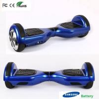 Quality Blue Self Balancing Scooter Hoverboard Swegway Style New Year Gift for sale