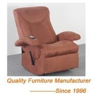 Quality Functional Sofa 8 Points Vibrator Massage Rocking Recliner for sale