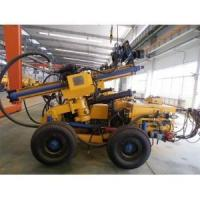 KQG-150 drilling rig Underground trackless equipment