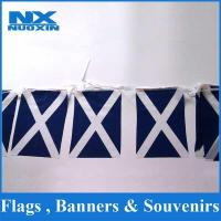 Quality scottish flag bunting|greek flag bunting|england bunting flag for sale