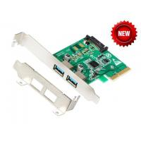 Buy cheap 2-PortUSB3.1Type-APCIExpresscard IO-PCE1142-2AP from Wholesalers