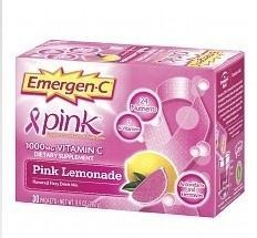 Buy Emergen-C 1000 mg Vitamin C Dietary Supplement Fizzy Drink Mix Pink Lemonade at wholesale prices