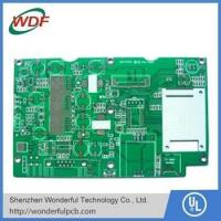 Buy cheap Electronic HDI 94v0 fr4 pcb circuit board from wholesalers