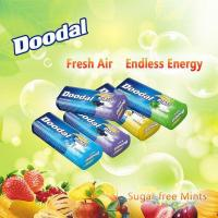 Quality Doodal sugar free mints with Iron Box package for sale