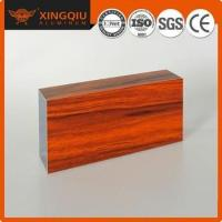 Quality Mig anodizing wooden aluminum thermal insulation profiles for sale