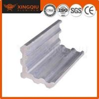 Quality Brushed tig 6000 series aluminum extrusion profile for sale