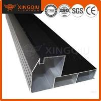 Quality Anodizing alloy standard extruded aluminum profiles for sale