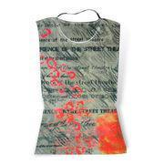 Quality GS1163 Soft Wash Women's Fashionable Dress with Crinkled Effect, Made of 100% Cotton for sale