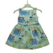 Quality Infant dress, 100% cotton woven, under lDP term shipping service for sale