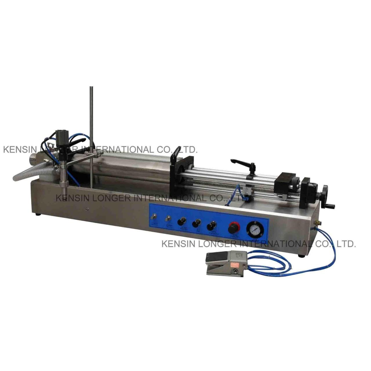 Quality KLQ Semi-Automatic Liquid and Ointment Filling Machine for sale