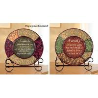 Buy cheap Decorative Inspirational Plate from wholesalers