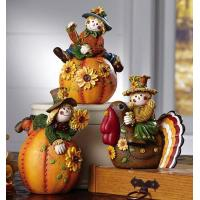 Buy cheap Collectible Fall Scarecrow Sitters from wholesalers