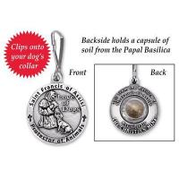 Buy cheap St. Francis of Assisi Medal Blessing for Dogs from wholesalers