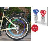 Buy cheap LED Color Changing Bicycle Valve Lights - Set of 2 from wholesalers