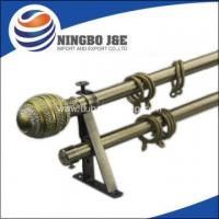 Buy cheap AB Color Iron Extendable Curtain Pole from wholesalers