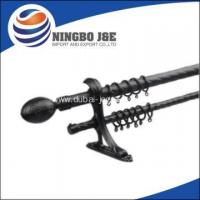 Buy cheap Good Quality Double Twist Curtain Pole in Algeria from wholesalers