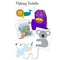 China Toddle BuzzyBee Box Flybag - 01-2014 - Animals of the World on sale