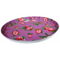 Quality Vintage Metal Serving Tray for sale