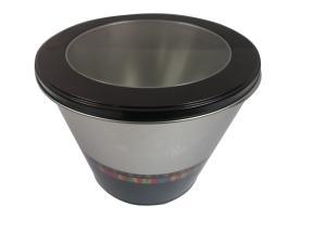 Buy Large Tin Box For Popcorn at wholesale prices