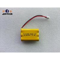 China NI-CD AAA 300mAh 3.6V Rechargeable batteries pack on sale
