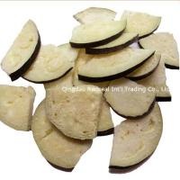 Buy cheap Freeze Dried Eggplant Slices from Wholesalers