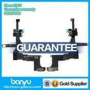 Quality Banyu supply sensor flex cable ribbon with front facing camera for iphone 5c for sale