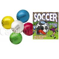Quality Soccer Ball Gumballs for sale